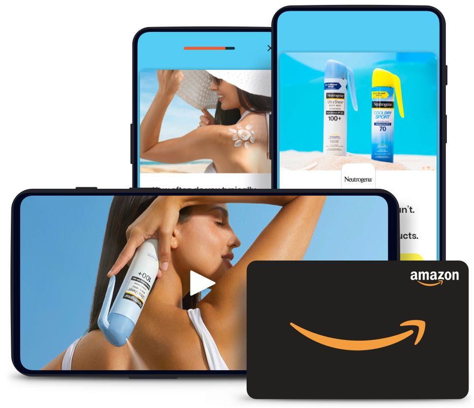 Dabble experience for Amazon shoppers
