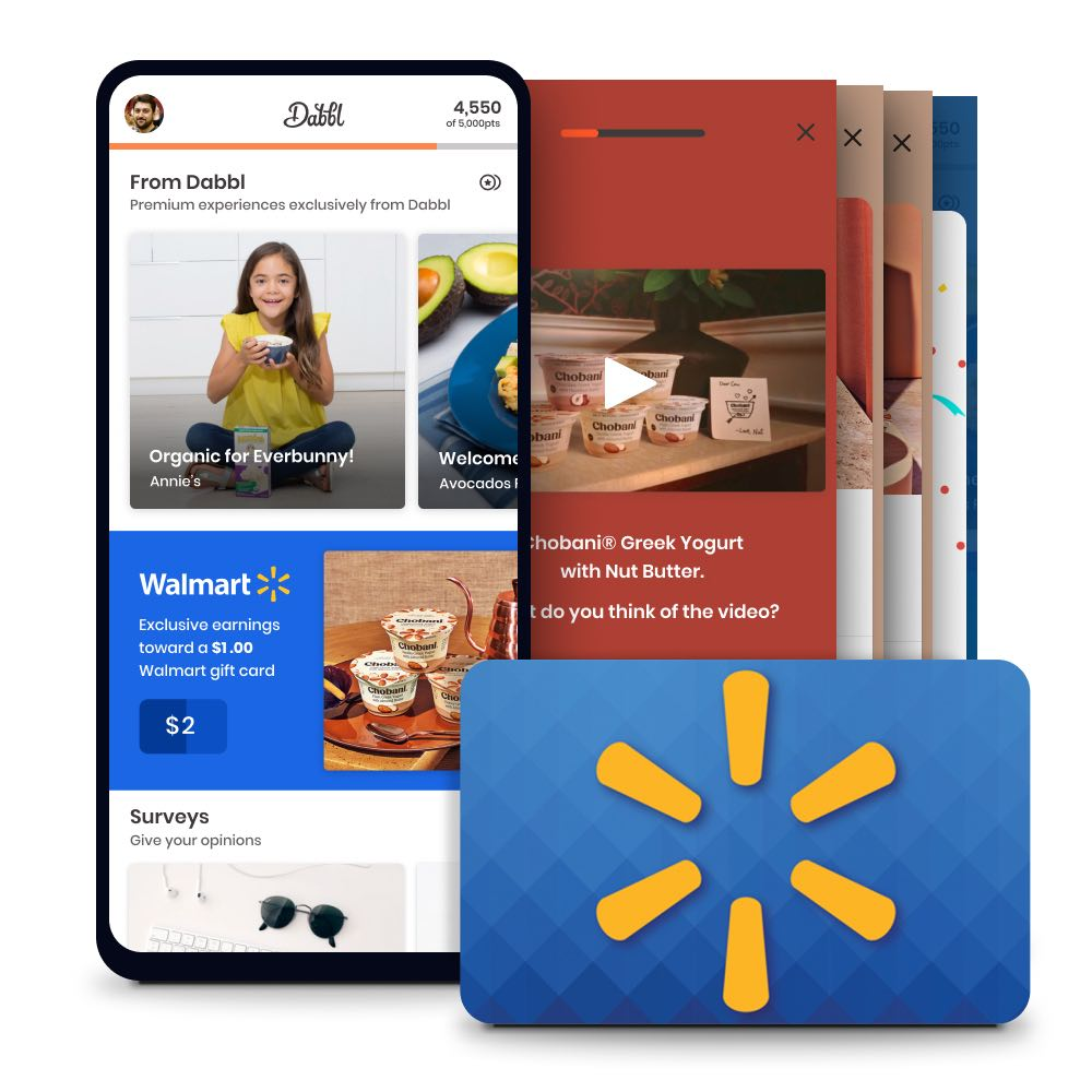 Drive sales among Walmart shoppers