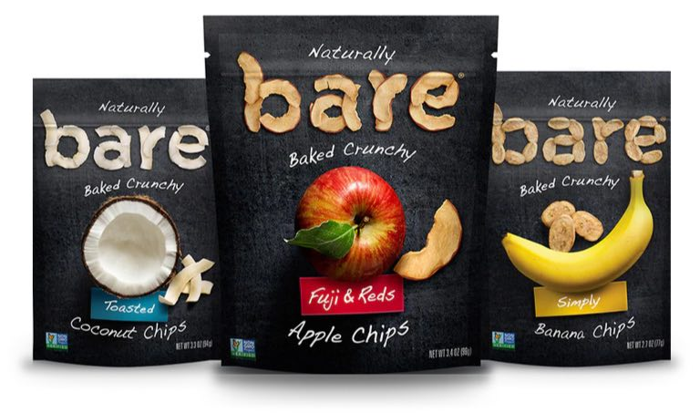 Plant-based Bare snacks
